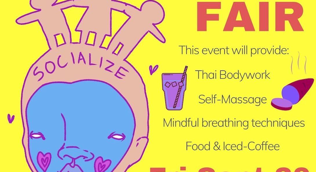 mindful footprint fair flyer